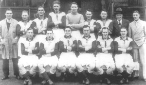 Burnley in 1936-37