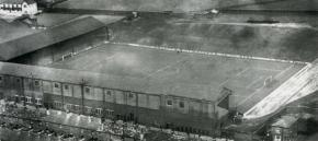 Turf Moor around 1930